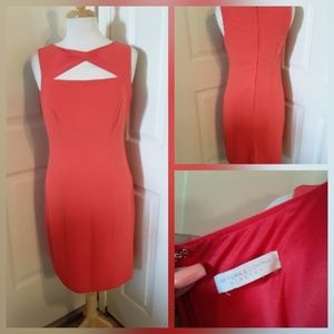 NYC orange dress (2)